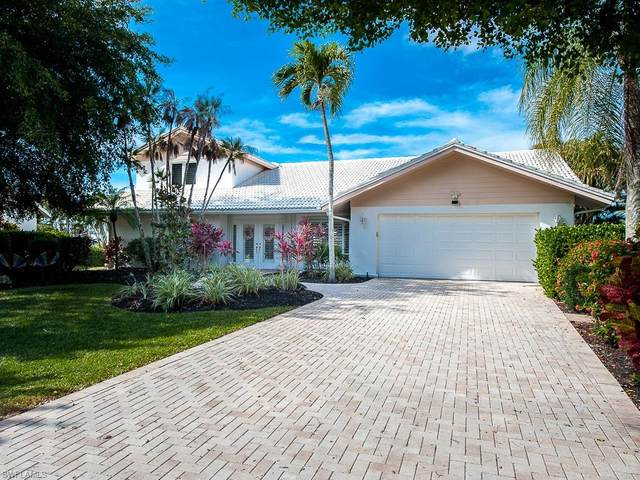1155 Sand Castle Road, Sanibel, FL 33957 (MLS #221003820) :: NextHome Advisors