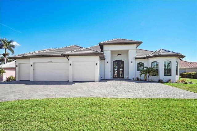 11956 Princess Grace Court, Cape Coral, FL 33991 (MLS #221003866) :: Medway Realty