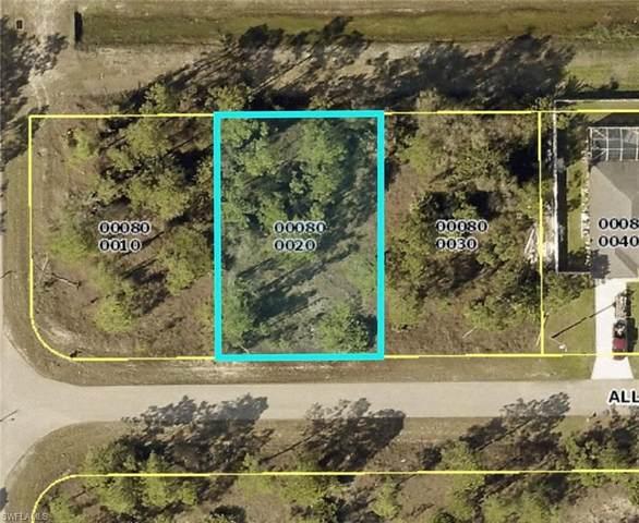 507 Allison Street E, Lehigh Acres, FL 33974 (MLS #221003869) :: #1 Real Estate Services
