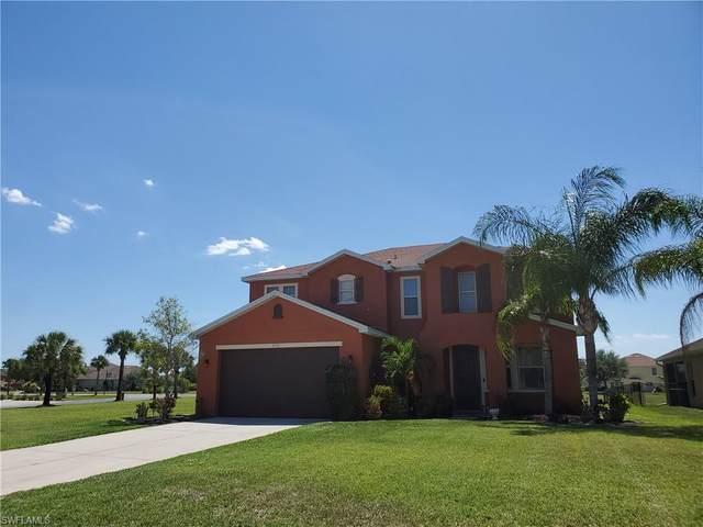 8150 Blue Daze Court, Lehigh Acres, FL 33972 (#221003886) :: Southwest Florida R.E. Group Inc