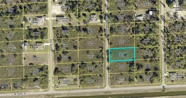 1604 Congress Avenue, Lehigh Acres, FL 33972 (MLS #221003963) :: #1 Real Estate Services