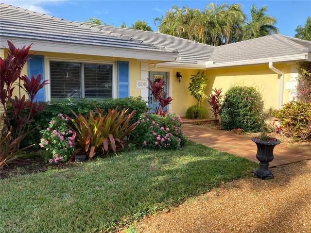 606 Park Shore Drive, Naples, FL 34103 (MLS #221004013) :: Clausen Properties, Inc.