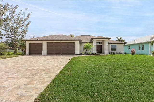 3609 NW 1st Terrace, Cape Coral, FL 33993 (MLS #221004063) :: Clausen Properties, Inc.