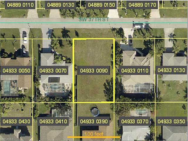 2706 SW 37th Street, Cape Coral, FL 33914 (MLS #221004093) :: Medway Realty
