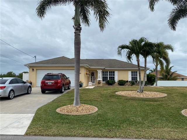 334 NW 7th Place, Cape Coral, FL 33993 (MLS #221004158) :: Team Swanbeck