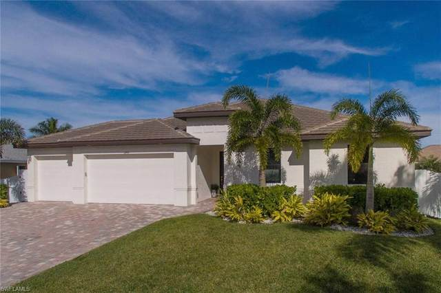 2441 SW 25th Street, Cape Coral, FL 33914 (MLS #221004234) :: The Naples Beach And Homes Team/MVP Realty