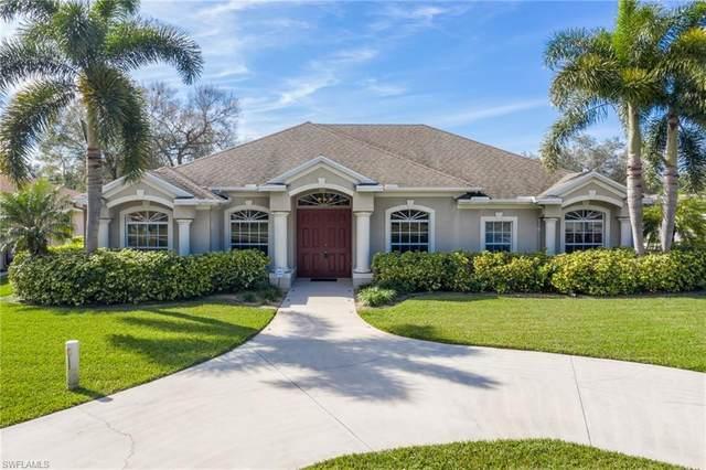 18242 Sandy Pines Circle, North Fort Myers, FL 33917 (MLS #221004235) :: Florida Homestar Team