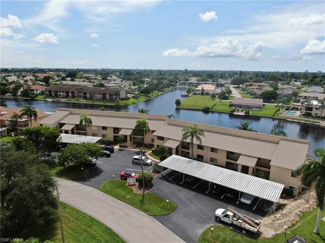 3708 SE 12th Avenue B-101, Cape Coral, FL 33904 (MLS #221004277) :: Clausen Properties, Inc.