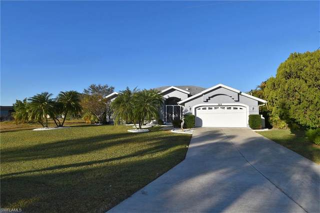 322 SE 8th Place, Cape Coral, FL 33990 (MLS #221004297) :: RE/MAX Realty Group