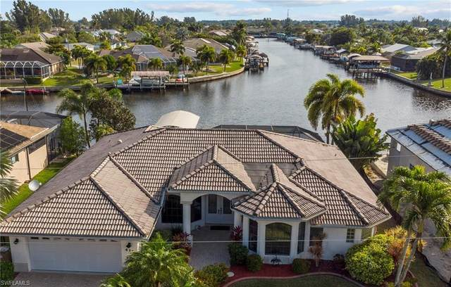 435 SW 38th Place, Cape Coral, FL 33991 (#221004319) :: Jason Schiering, PA