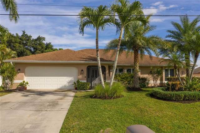 713 SE 20th Place, Cape Coral, FL 33990 (MLS #221004332) :: RE/MAX Realty Group