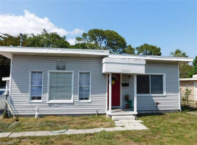 2365 Canal Street, Fort Myers, FL 33901 (MLS #221004362) :: RE/MAX Realty Team
