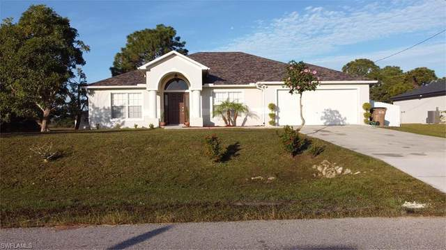 2824 NW 27th Place, Cape Coral, FL 33993 (MLS #221004423) :: Eric Grainger | Engel & Volkers