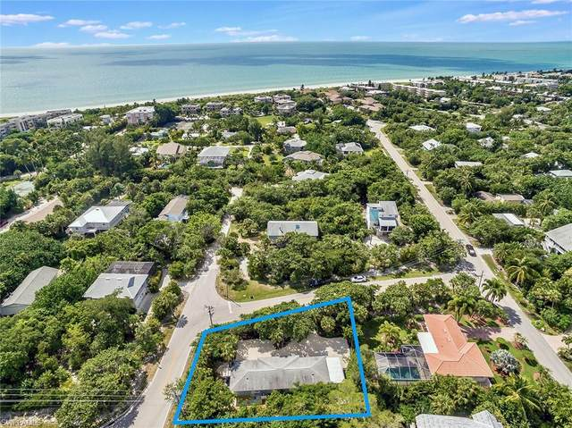 1012/1014 E Gulf Drive, Sanibel, FL 33957 (MLS #221004435) :: Tom Sells More SWFL | MVP Realty