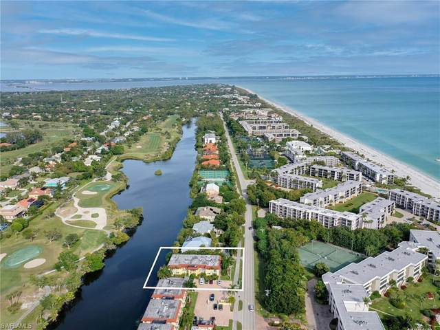 1610 Middle Gulf Drive F2, Sanibel, FL 33957 (MLS #221004479) :: NextHome Advisors