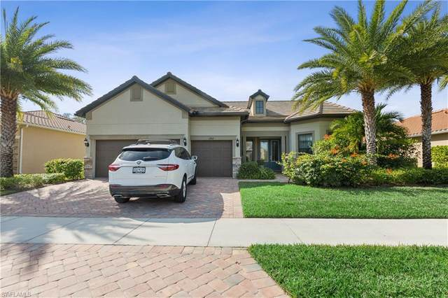 12802 Chadsford Circle, Fort Myers, FL 33913 (MLS #221004542) :: #1 Real Estate Services