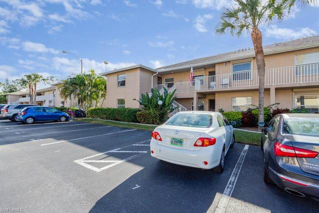 15011 Arbor Lakes Drive E #202, North Fort Myers, FL 33917 (MLS #221004570) :: Tom Sells More SWFL | MVP Realty