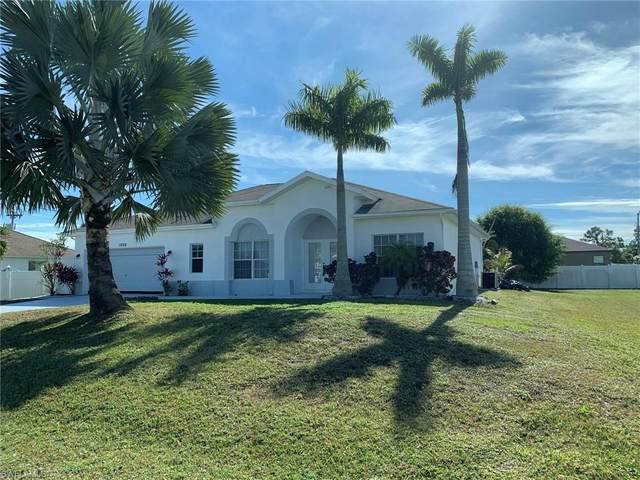 1608 SW 13th Terrace, Cape Coral, FL 33991 (MLS #221004606) :: Clausen Properties, Inc.