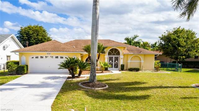 1438 SW 57th Street, Cape Coral, FL 33914 (MLS #221004653) :: Dalton Wade Real Estate Group