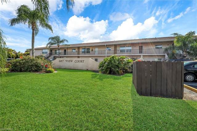 3818 SE 11th Place #201, Cape Coral, FL 33904 (MLS #221004709) :: Clausen Properties, Inc.