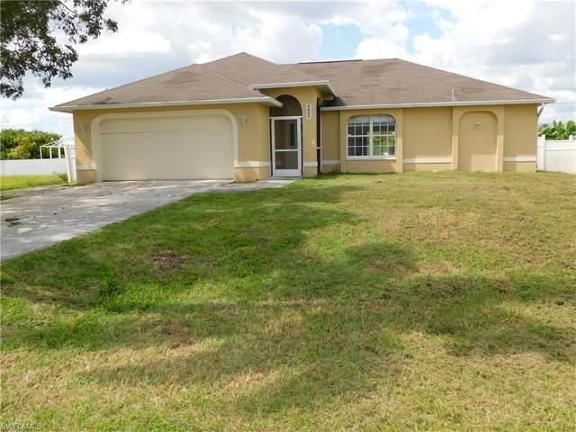 1025 NW 14th Terrace, Cape Coral, FL 33993 (MLS #221004734) :: Coastal Luxe Group Brokered by EXP