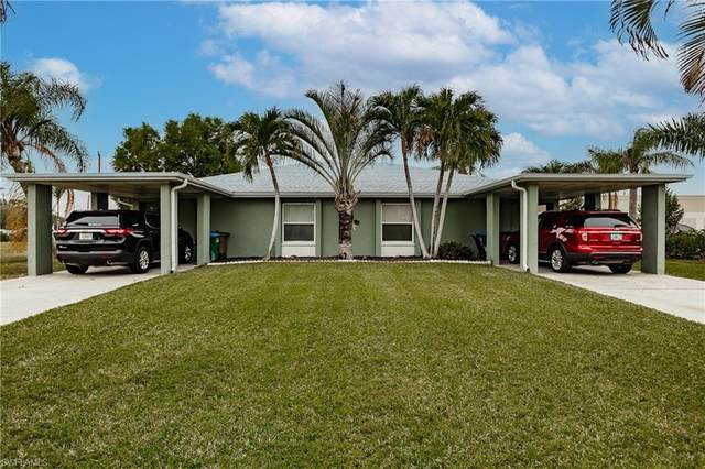 1124 SE 9th Court A-B, Cape Coral, FL 33990 (MLS #221004756) :: RE/MAX Realty Group