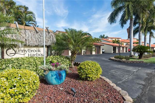 5115 Sunnybrook Court #18, Cape Coral, FL 33904 (MLS #221004764) :: Dalton Wade Real Estate Group