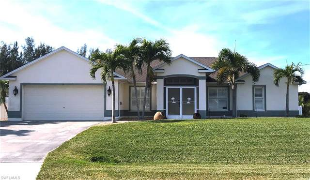 110 SW 33rd Place, Cape Coral, FL 33991 (MLS #221004872) :: #1 Real Estate Services