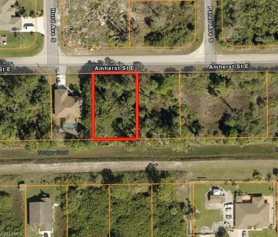 1116 Amherst Street E, Lehigh Acres, FL 33974 (#221004904) :: Jason Schiering, PA
