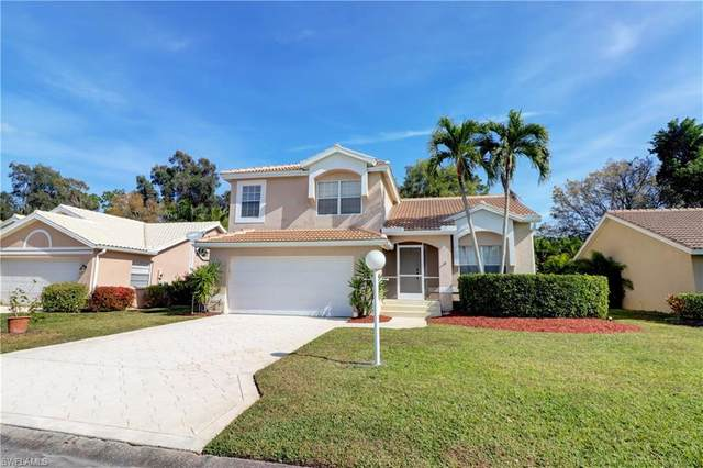 13607 Cherry Tree Court, Fort Myers, FL 33912 (#221005046) :: The Dellatorè Real Estate Group