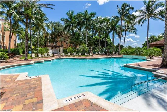 1200 Reserve Way #307, Naples, FL 34105 (MLS #221005059) :: Kris Asquith's Diamond Coastal Group