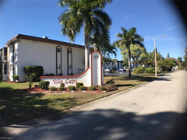 2828 Jackson Street F5, Fort Myers, FL 33901 (MLS #221005129) :: Kris Asquith's Diamond Coastal Group
