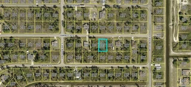1070 Barnett Street E, Lehigh Acres, FL 33974 (#221005132) :: Jason Schiering, PA