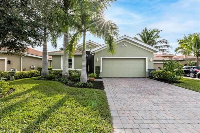 12740 Seaside Key Court, North Fort Myers, FL 33903 (#221005140) :: Jason Schiering, PA