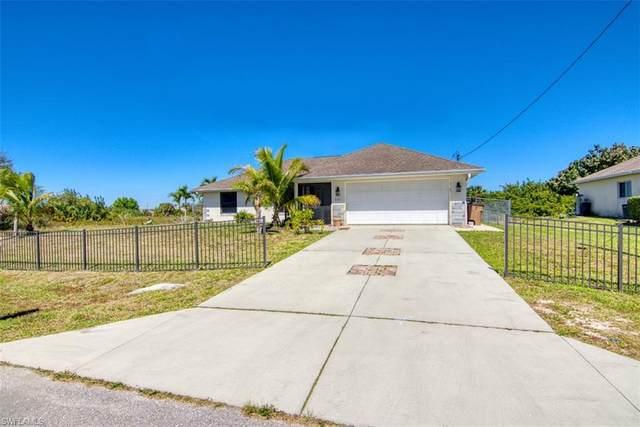 835 Wolverine Street E, Lehigh Acres, FL 33974 (#221005141) :: Jason Schiering, PA
