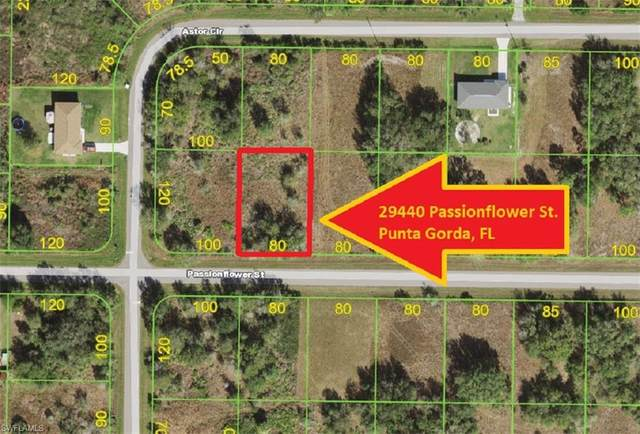 29440 Passionflower Street, Punta Gorda, FL 33982 (MLS #221005151) :: Waterfront Realty Group, INC.