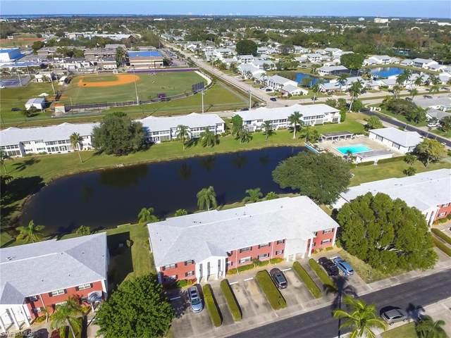 1465 Saddle Woode Drive 6H, Fort Myers, FL 33919 (MLS #221005157) :: Florida Homestar Team