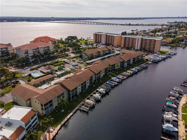 4240 SE 20th Place #315, Cape Coral, FL 33904 (MLS #221005267) :: The Naples Beach And Homes Team/MVP Realty