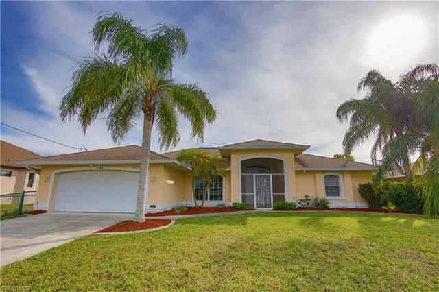 2702 SW 31st Lane, Cape Coral, FL 33914 (MLS #221005285) :: Clausen Properties, Inc.
