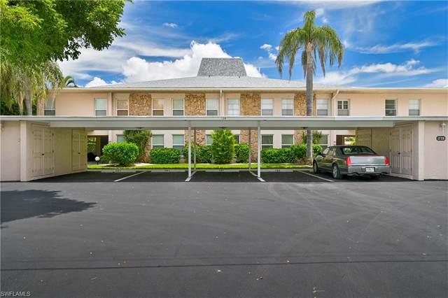 1739 SE 46th Lane #102, Cape Coral, FL 33904 (MLS #221005332) :: Florida Homestar Team