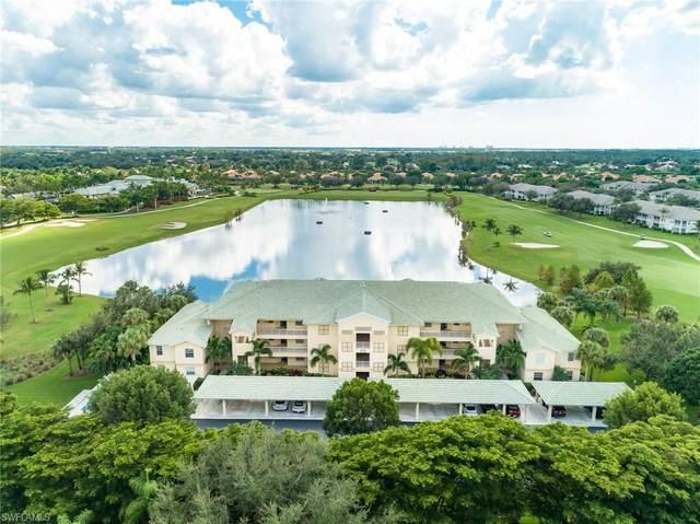 8500 Legends Boulevard #205, Fort Myers, FL 33912 (MLS #221005336) :: Kris Asquith's Diamond Coastal Group