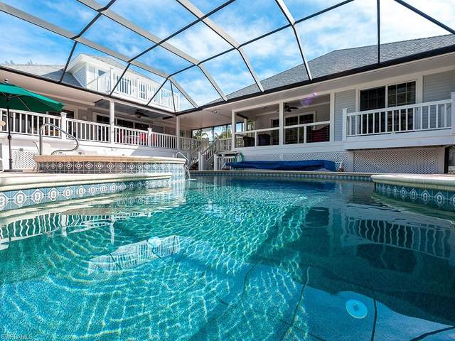3019 Poinciana Circle, Sanibel, FL 33957 (MLS #221005475) :: NextHome Advisors