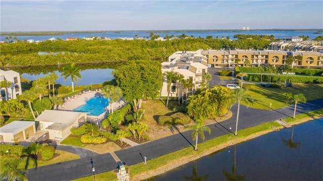 21420 Bay Village Drive #117, Fort Myers Beach, FL 33931 (MLS #221005482) :: #1 Real Estate Services