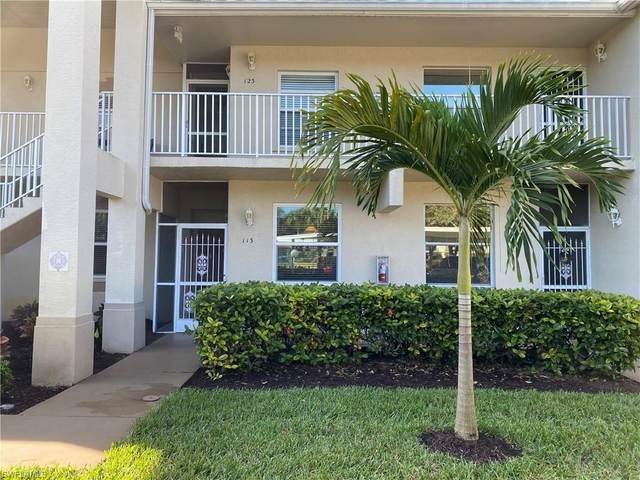 20900 Country Creek Drive #113, Estero, FL 33928 (#221005530) :: The Dellatorè Real Estate Group