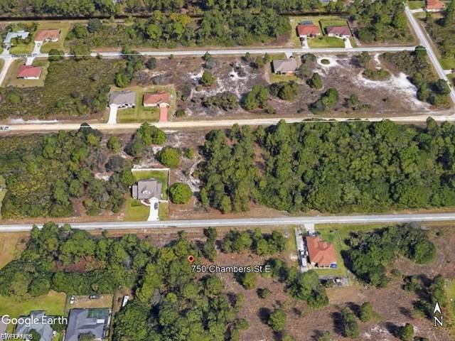 750 Chambers Street E, Lehigh Acres, FL 33974 (MLS #221005539) :: Dalton Wade Real Estate Group