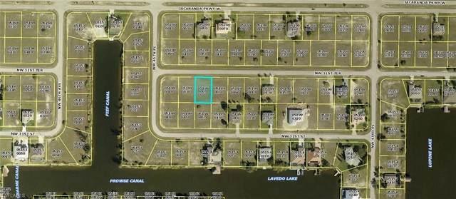 4338 NW 31st Terrace, Cape Coral, FL 33993 (#221005545) :: Vincent Napoleon Luxury Real Estate