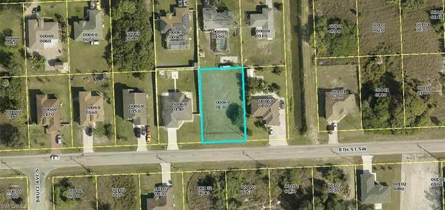 3812 8th Street SW, Lehigh Acres, FL 33976 (MLS #221005570) :: #1 Real Estate Services