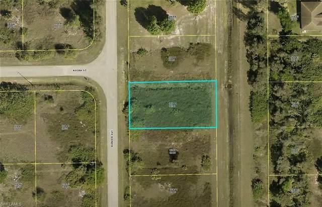 319 Ranier Avenue, Lehigh Acres, FL 33974 (MLS #221005586) :: #1 Real Estate Services