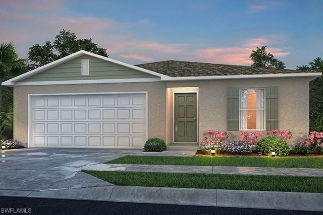 2325 NW 26th Street, Cape Coral, FL 33993 (MLS #221005620) :: #1 Real Estate Services