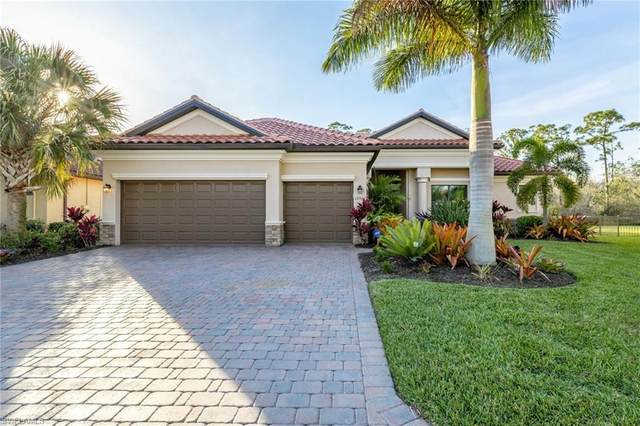 10962 Longwing Drive, Fort Myers, FL 33912 (#221005688) :: The Dellatorè Real Estate Group